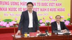 Tiếp tục triển khai toàn diện và mạnh mẽ công tác về người Việt Nam ở nước ngoài