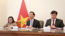 Tham vấn song phương giữa Bộ Ngoại giao Việt Nam và Liên bang Nga
