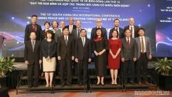 """Hội thảo quốc tế về Biển Đông lần thứ 12: """"Duy trì Hòa bình và Hợp tác trong bối cảnh có nhiều biến động"""""""