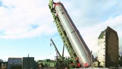 Bộ Quốc phòng Nga công bố dữ liệu mới về tốc độ của tên lửa siêu thanh Avangard
