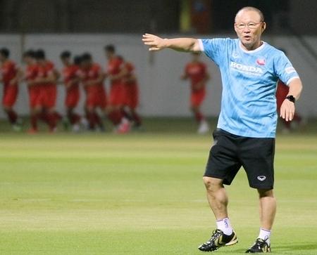 Hàn Quốc rộ tin đồn HLV Park Hang Seo rời đội tuyển Việt Nam