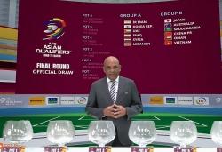 Đội tuyển Việt Nam chung bảng với Trung Quốc, Nhật Bản trong vòng loại thứ 3 World Cup 2022