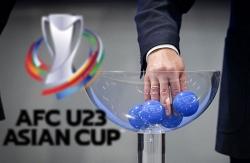 TRỰC TIẾP. Bốc thăm vòng loại U23 châu Á 2022, U23 Việt Nam thuộc nhóm hạt giống số 1