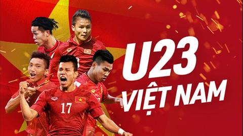 Vòng loại U23 châu Á 2022: Điểm mặt các đội bóng cùng bảng I với Việt Nam