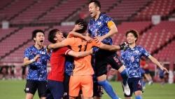 Link xem trực tiếp Nhật Bản vs Tây Ban Nha bán kết bóng đá nam Olympic Tokyo 2021 18h ngày 3/8
