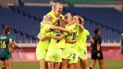 Link xem trực tiếp chung kết bóng đá nữ Olympic Thụy Điển vs Canada 9h ngày 6/8