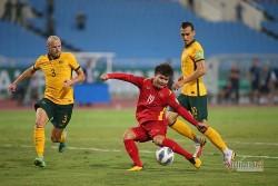 Việt Nam vs Australia: Thi đấu sòng phẳng, thất bại đáng tiếc