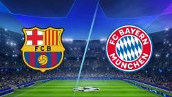 Link xem trực tiếp Barcelona vs Bayern vòng bảng cúp C1 châu Âu 2h00 ngày 15/9