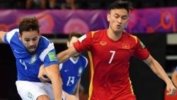 Link xem trực tiếp Việt Nam vs Panama Futsal World Cup 2021 22h00 ngày 16/9