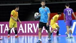 Link xem trực tiếp Việt Nam vs Czech Futsal World Cup 2021 vào 20h ngày 19/9