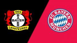 Link xem trực tiếp Bayern vs Leverkusen 20h30 ngày 17/10: Trận cầu đỉnh cao nước Đức