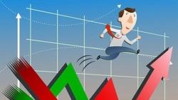 Thị trường chứng khoán ngày 6/4: Thị trường vui mừng, tưng bừng tăng điểm!