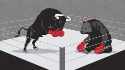 Thị trường chứng khoán ngày 5/5: Băng băng tiến về phía trước