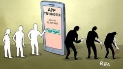Cảnh giác với chiêu thức mới của tín dụng đen trực tuyến