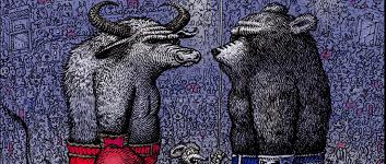 Thị trường chứng khoán ngày 14/10 - Giằng co, áp lực bán lớn