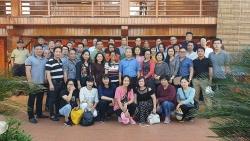 Công đoàn Bộ Ngoại giao dâng hương tưởng niệm Chủ tịch Hồ Chí Minh tại Yên Bái