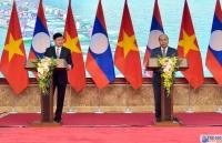 Thủ tướng Lào Sisoulith kết thúc chuyến thăm, làm việc ở Việt Nam