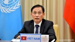 Bảo vệ lợi ích quốc gia-dân tộc, đóng góp có trách nhiệm cho sứ mệnh duy trì hòa bình và an ninh quốc tế
