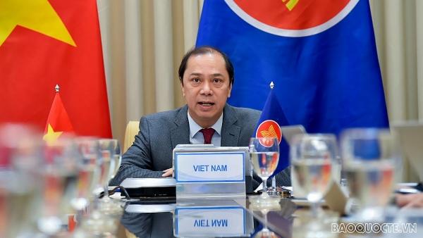 Hoạt động ASEAN đầu tiên do Brunei chủ trì, trù bị cho Hội nghị hẹp Bộ trưởng Ngoại giao ASEAN