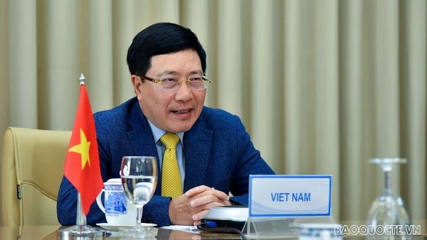 Việt Nam-Brunei tăng cường phối hợp, góp sức củng cố đoàn kết ASEAN