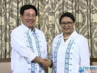 Việt Nam - Indonesia phối hợp chặt chẽ trong vấn đề chống khủng bố