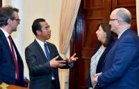 Thông cáo báo chí về cuộc họp lần thứ nhất Tiểu ban chính trị Việt Nam-EU
