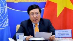 Phó Thủ tướng Phạm Bình Minh: Vaccine Covid-19 là tài sản chung của cộng đồng quốc tế