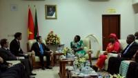 Chủ tịch nước hội kiến Chủ tịch Quốc hội Mozambique, tiếp Tổng thư ký Đảng FRELIMO