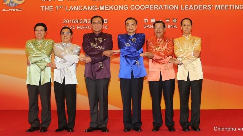 Việt Nam đã tham gia tích cực và có trách nhiệm vào hợp tác Mekong-Lan Thương