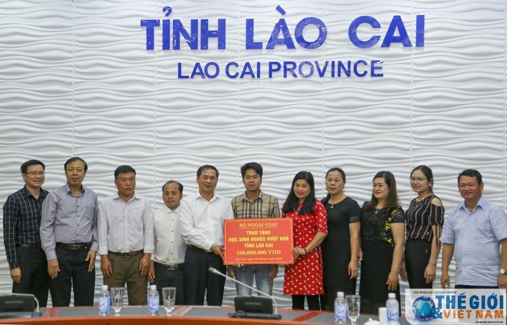 Lào Cai: Điểm sáng trong hoạt động đối ngoại vùng biên