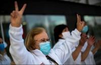 Cập nhật 19h ngày 19/4: Số ca mắc Covid-19 ở Đài Loan (Trung Quốc) tăng vọt, số ca tử vong tại Tây Ban Nha thấp nhất trong 1 tháng qua