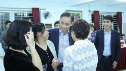 100% cử tri nơi cư trú tín nhiệm giới thiệu Trưởng Ban Đối ngoại Trung ương Lê Hoài Trung ứng cử đại biểu Quốc hội khóa XV