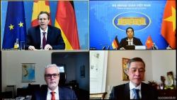 Việt Nam-Đức nhất trí đẩy mạnh các hoạt động kết nối và hỗ trợ cộng đồng doanh nghiệp hai nước