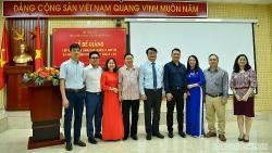 Bế giảng Lớp bồi dưỡng lãnh đạo, quản lý cấp Vụ dành cho các cơ quan đại diện Việt Nam ở nước ngoài