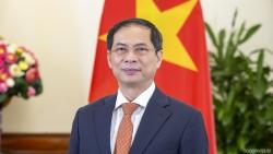 Bộ trưởng Ngoại giao Bùi Thanh Sơn tham dự hai Hội nghị tại Trung Quốc