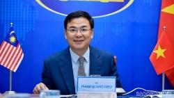 Việt Nam-Malaysia: Đối thoại Chiến lược quan chức cấp cao lần 2