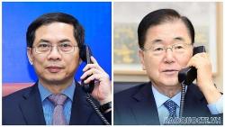 Bộ trưởng Ngoại giao Việt Nam-Hàn Quốc: Thúc đẩy mục tiêu 100 tỷ USD kim ngạch thương mại theo hướng cân bằng hơn