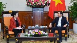 Bộ Ngoại giao hỗ trợ tỉnh Lai Châu tích cực triển khai hoạt động ngoại giao phục vụ phát triển kinh tế xã hội