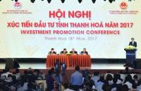 Thủ tướng dự Hội nghị xúc tiến đầu tư tỉnh Thanh Hóa
