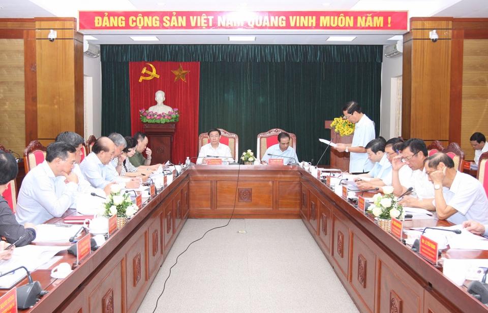 Tìm hướng triển khai Dự án đường cao tốc Phú Thọ - Tuyên Quang