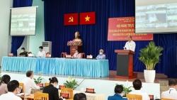 Chủ tịch nước Nguyễn Xuân Phúc tiếp xúc cử tri huyện Củ Chi và Hóc Môn, TP Hồ Chí Minh