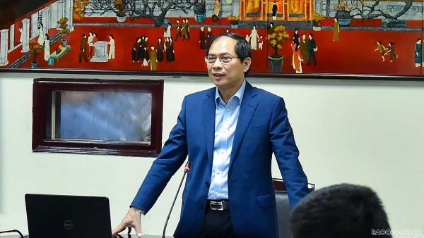 Đảng ủy Bộ Ngoại giao tổ chức Hội nghị Ban Chấp hành Đảng bộ Bộ Ngoại giao lần thứ tư