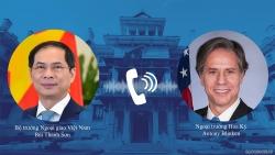 Cảm ơn Hoa Kỳ hỗ trợ Việt Nam chống dịch bệnh và tiếp cận vaccine ngừa Covid-19