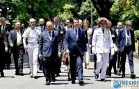 Thủ tướng Italy kết thúc chuyến thăm chính thức Việt Nam
