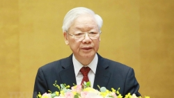Phát biểu của Tổng Bí thư về 5 năm thực hiện Chỉ thị số 05 về 'Đẩy mạnh học tập và làm theo tư tưởng, đạo đức, phong cách Hồ Chí Minh'