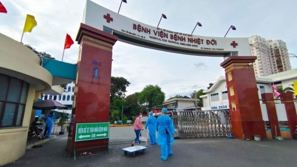 Covid-19 ở Việt Nam chiều 12/6: 104 ca mắc mới, 44 ca tại TP. Hồ Chí Minh