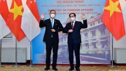 Việt Nam-Singapore hướng tới phục hồi và phát triển bền vững sau đại dịch