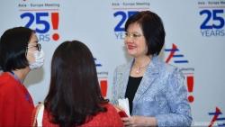 Đại sứ Nguyễn Nguyệt Nga: ASEM làm thay đổi tính chất quan hệ giữa châu Á và châu Âu