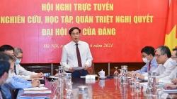 Quán triệt Nghị quyết Đại hội XIII đến các cơ quan đại diện Việt Nam ở nước ngoài