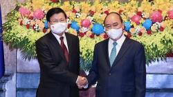 Chủ tịch nước Nguyễn Xuân Phúc và Phu nhân sẽ thăm hữu nghị chính thức nước CHDCND Lào